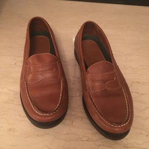 Men's Rockport Hand Sewn Loafers - EUC - Sz 10M
